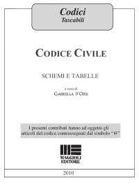 Codice Civile - Schemi e Tabelle - D'Orso
