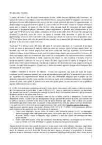 Storia del teatro inglese dalle origini al 1660 - Appunti di Storia del Teatro e dello Spettacolo - (sapienza)