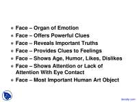 Non Verbal - Electrical Learning - Lecture Slides