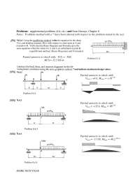 Solution - Architectural Structures - Assignment