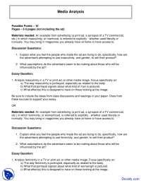 Media Analysis - Women Studies - Assingment