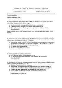 Química 01 2013