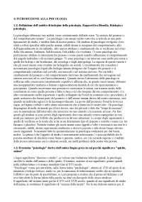 Psicologia Generale programma 2012/13 Andrea Peru