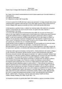 Charles Taylor, Il disagio della Modernità, Milano, 2002.