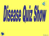 Disease - Agriscience and Biotechnology - Quiz