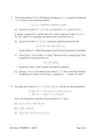 Well Known Formula - Mathematics - Exam