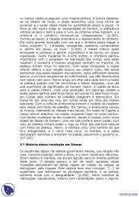 A cidade antiga - resumo de livro - Direito Civil 4