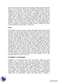 A cidade antiga - resumo de livro - Direito Civil 3