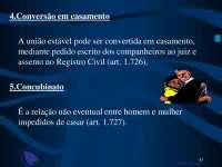 Familia - slides - Direito Civil parte 3