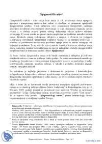 Dijagnosticki radovi - Skripte - Saobracajni fakultet