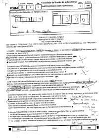 Pessoa Física - prova - Direito Civil