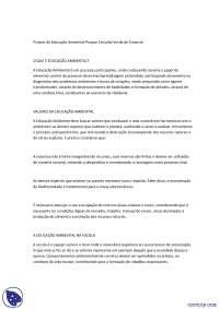 Educação Ambiental - Apostilas - Biologia