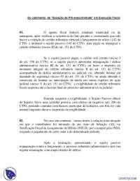 Execução Fiscal - artigo - Direito Tributario