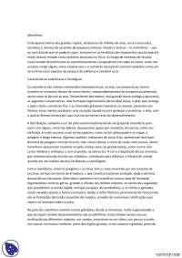 Animais Mamíferos - Apostilas - Biologia