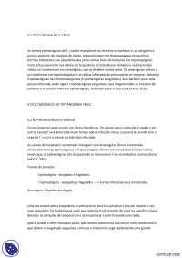 Ciclo de vida do T. Cruzi  - Apostilas - Biologia