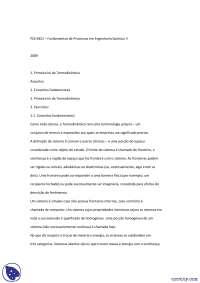 Termodinâmica - Apostilas - Quimica