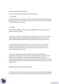Emissões otoacústicas - Apostilas - Biologia
