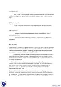 Cardiopatias na Doença de Chagas - Apostilas - Biologia