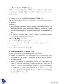 Wprowadzenie do fleksji historycznej - Notatki - Gramatyka historyczna