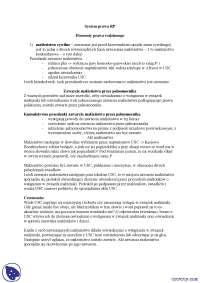 Elementy prawa rodzinnego - Notatki - Prawo rodzinne