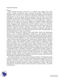 Etyka nikomachejska - Notatki - Filozoficzne podstawy pedagogiki