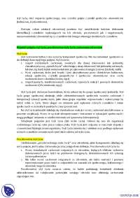 Edukacja zdrowotna - Notatki - Edukacja zdrowotna - Część 2