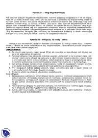 Dług długoterminowy - Notatki - Finanse przedsiębiorstw