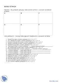Priprema za kolokvijum sa resenjima-Ispit-Farmaceutska hemija-Farmacija (1)