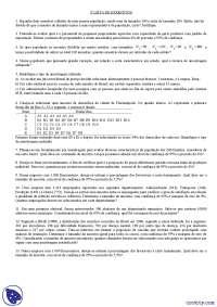 2ª Lista de Exercícios - Exercícios -Economia