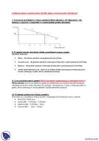 Metody określania składu granulometrycznego gruntu - Notatki - Mechanika gruntów