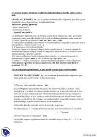 Granica płynności - Notatki - Mechanika gruntów