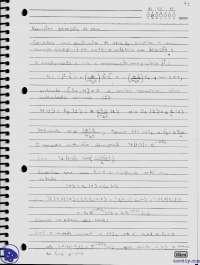 Correlacões, Schroedinger vs. Heisenberg - Apostilas - Mecânica Quântica