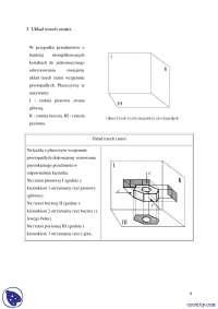 Rysunek techniczny - Notatki - Inżynieria - Część 2