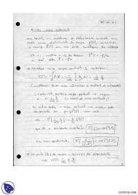 Ainda sobre potencial, condições de contorno, trabalho e energia - Apostilas - Eletromagnetismo