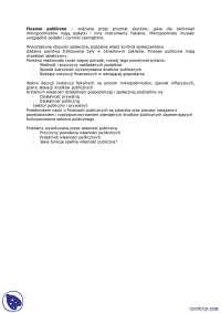 Finanse publiczne - Notatki - Finanse publiczne