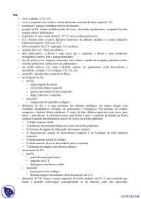 Cardiologia - Apostilas -RX