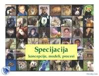 Specijacija-slajdovi-Evolucija