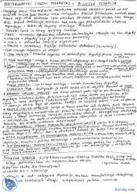 Psihosomatski poremecaji i zavisnost-Beleske-Psiholoske osnove poremecaja ponasanja-Defektologija