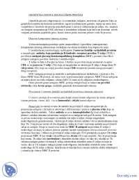 Imunogenetika-skripta-Principi Genetike