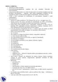 Endocrinologia - Apostilas - medula adrenal