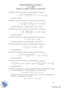 Infimum i supermum-Vezbe-Matematicka analiza 1-Matematika (2)