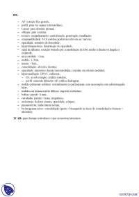 RX - Apostilas - Pneumologia
