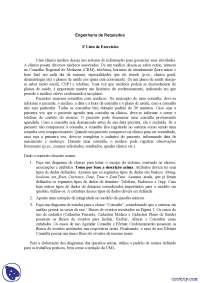 Lista de Exercícios de Engenharia de Requisitos