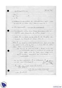 Princípio da superposição, lei de Coulomb, campo elétrico, lei de Gauss, div e rot do campo elétrico - Apostilas - Eletromagnetismo