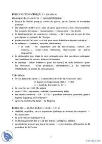 INTRODUCTION GÉNÉRALE-Beleska-Francuski jezik 1-Francuski jezik i knjizevnost