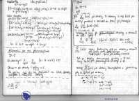 Całki na hiperpowierzchniach i bryłach, całka powierzchniowa, potencjał, całki krzywoliniowe - Notatki - Analiza matematyczna 2