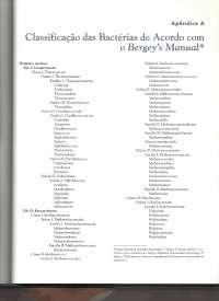 Classificação das bactérias de acordo com o Bergey´s manual - Apostilas - Biotecnologia