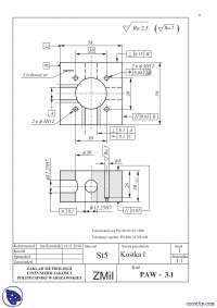 Podstawy metrologii  - Notatki - Metrologia - Część 2