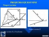 Vjezba 3-Nacrtna geometrija-Masinski fakultet