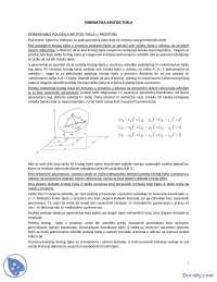 Mehanika 2-II deo -skripta-Masinski fakultet